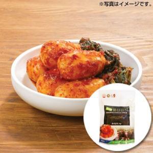 【訳あり★お得価格】『韓国農協』チョンガクキムチ|大根キムチ(1kg) 韓国キムチ 韓国おかず 韓国料理 韓国食材 韓国食品|paldo