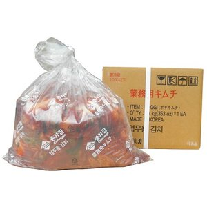 【数量限定★お得価格】『宗家』白菜キムチ(業務用・10kg)[韓国キムチ]|paldo