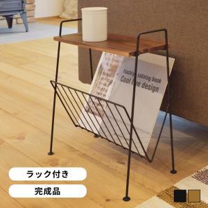 サイドテーブル アンティーク ナイトテーブル 収納付き 木製|palette-life