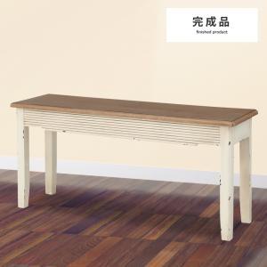 ベンチ チェア 椅子 おしゃれ ダイニングチェア 長椅子 イス 木製 シャビー palette-life