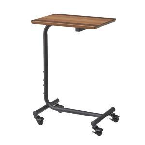 サイドテーブル おしゃれ キャスター付き ソファサイド 木製 palette-life