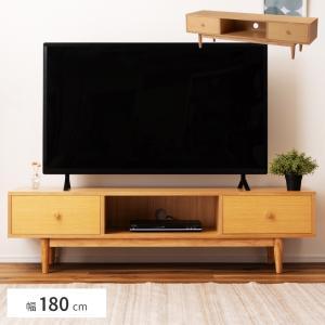 テレビ台 TVボード テレビボード テレビラック AVボード ナチュラル シンプル ローボード 木製 おしゃれ 北欧|palette-life