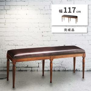 ベンチ 椅子 おしゃれ ダイニングベンチ 木製 アンティーク palette-life