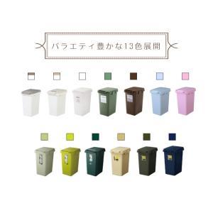 ゴミ箱 45リットル 分別 ダストボックス お...の詳細画像2