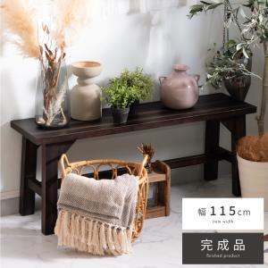 ベンチ 椅子 おしゃれ ダイニングベンチ 木製 モダン palette-life