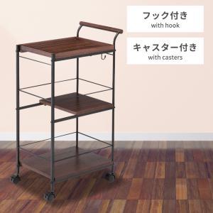 キッチンワゴン ワゴン キャスター付き キッチン 配膳台 収納 キッチン収納 おしゃれ シンプル|palette-life