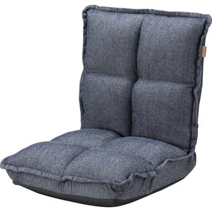 座椅子 おしゃれ フロアチェア 布地 生地 フロアチェア|palette-life