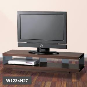 テレビ台 収納付き ロータイプ テレビボード ローボード TV台 木製 モダン|palette-life
