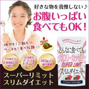スーパーリミットスリムダイエット 脂質 糖質 健康 ダイエット サプリメント|palette-store01