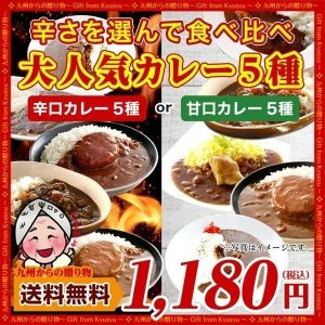 【さらに美味しくなった「博多×欧風黒カレー」×4人前セット】...