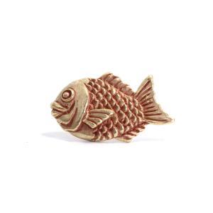 父の日 プレゼントたい焼き 魚 タックピン レディース PalnartPoc ブランド パルナートポック直営 プレゼント  たい焼きピン|palnartpocstore