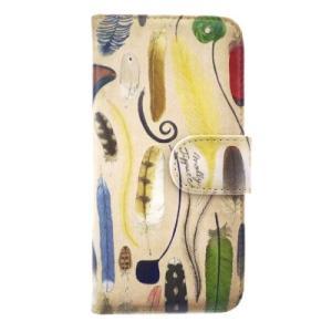 セール 半額  ポイント消化 鳥類羽根標本 iPhone6 iPhone5・SE ケースPalnartPoc 手帳 手帳型 アイフォン ケース カバー マグネット カード入|palnartpocstore