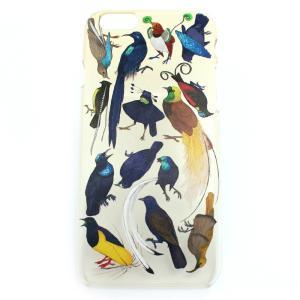 ポイント消化 セール 半額 フウチョウ科の鳥類 ハード iPhone6・6s PalnartPoc直営 アイフォン カバー 可愛い 人気 スマホケース パルナートポック|palnartpocstore
