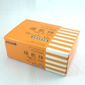 ニトムズ【優肌絆】サージカルテープ不織布(肌)25mm|palstore
