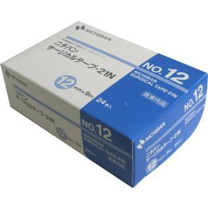ニチバンサージカルテープ-21N 12mm|palstore