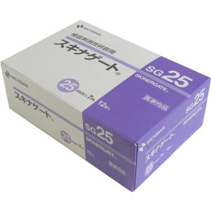 製品名:スキナゲート SG25 サイズ:テープ幅25mm×7m  入り数:12巻入/箱