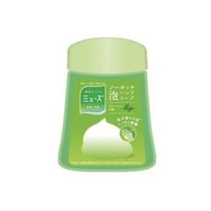 ミューズ ノータッチ泡ハンドソープ グリーンティーの香り つめかえ 250ml