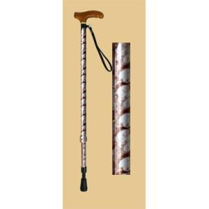 クッション付伸縮杖 V06200|panastick