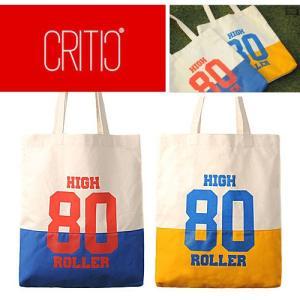 CRITIC クリティック ARCH LOGO CE2 TOTE BAG カジュアル BAG トートバッグ キャンバス 綿 通勤 バッグ 通勤 デイバック ア|pancoat