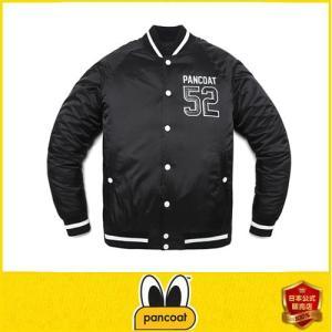 Pancoat ジャケットEYES BADEYES SWAG ベイスボールパーカー LONG T 長袖 パンコート アウター キャラクター メンズ レディ パンコート|pancoat