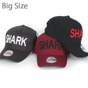 XL Shark メンズ キャップ 大きい 大きい帽子 ビックサイズ ロゴ ゴルフ ベースボールキャップ ストリート系 レディース ローキャップ シンプル 男女兼用|pancoat