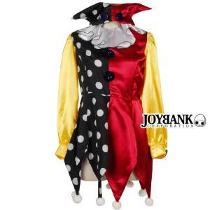 キュートな道化師 衣類 ピエロ セクシー スカート ミニドレス ミニワンピ 仮装 コスプレ ハロウィン レディース|pancoat