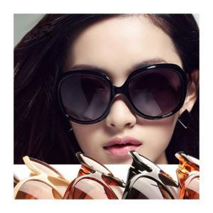 軽量 サングラス レディースサングラス UV400 紫外線 レンズ 大きい ビッグフレーム