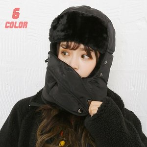 スエード 耳あて付き帽子 ロシアファー帽子 ロシア帽子 スキー帽子 防寒用 パイロットキャップ 冬 耳付きキャップ レディース メンズ ハット|pancoat