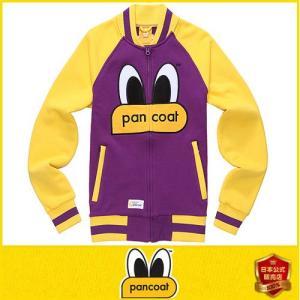 Pancoat ジャケット フード付き ジップアップパーカー 冬 Tシャツ パーカー 長袖 HOOD 長袖 パンコート キャラクター メ パンコート pancoat