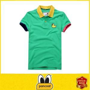 Pancoat パンコート POPDUCK COLORPOINT PK T-SHIRTS SPEA MINT ミント ポロシャツ PKシャツ キャラクター T-シャツ T-S パンコート pancoat