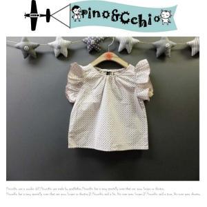 マリブラウス 子供服 女の子 子供服 男の子 90cm150cm ピノチオ -er0003|pancoat