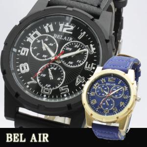圧倒的な重厚感 ビッグフェイス メンズ 腕時計 メンズ ウォッチ|pancoat