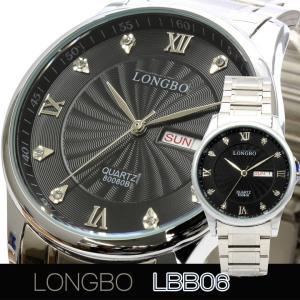 LONGBO メンズ 腕時計 LBB06 メンズ 腕時計 メンズ アナログ ウォッチ|pancoat