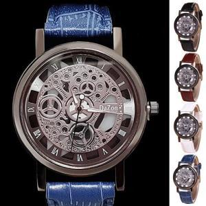 メンズ 腕時計 アナログ ウォッチ レディース メンズ腕時計 おしゃれ 男性 アナログ レディース腕時計 黒 ブラウン ケース付き|pancoat