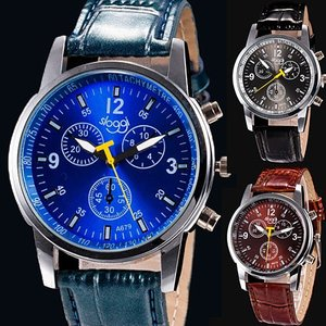 メンズ 腕時計 アナログ ウォッチ ケース付き レディース メンズ腕時計 おしゃれ 男性 アナログ レディース腕時計 黒 ブラウン|pancoat