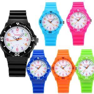 腕時計 キッズ アナログ 子供用 ウォッチ 男の子 女の子 小学生 低学年 小学校 卒業 入学 進学 進級 卒園 合格祝 記念品 KIDS|pancoat