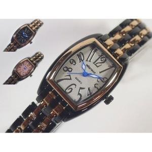 VITAROSO レディース 腕時計 メタルウォッチ 日本製 高性能省電力 ムーブメント 生活防水|pancoat