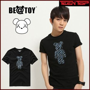 TEENTOP RICKY リッキー 着用 BEATOY Tシャツ toy1