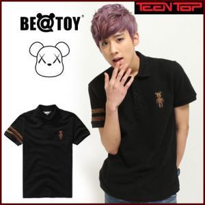 TEENTOP CHUNJI着用 BEATOY Tシャツ toy152
