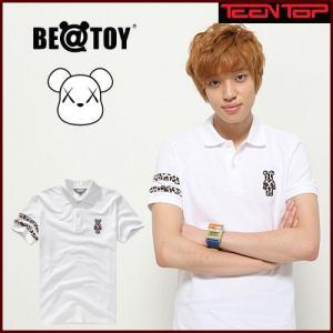 TEENTOP NIEL ニエル着用 BEATOY Tシャツ toy153