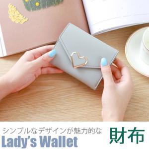 ハート レディース財布 二つ折り財布 素敵なミニ財布 財布 女性用 ウォレット ショート財布 札入れ カード ケース コイン コンパクト 可愛い ガールズ 女の子|pancoat