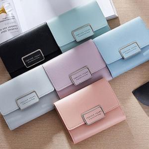 レディース 財布 二つ折り 財布 素敵なミニ財布 女性用 ショート財布 札入れ カード ケース コンパクト 可愛い ガールズ 女の子|pancoat