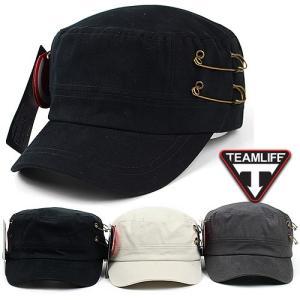 TEAMLIFE  PIN ワークキャップ 帽子 メンズ レディースキャップ メンズキャップ 春 夏 秋 冬 UVカット 帽子 CAP コットン100% 男女兼用 無地 ピン pancoat