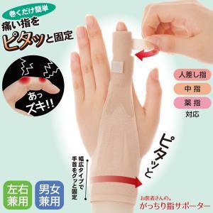 商品の説明 ・巻くだけ簡単。痛い指をピタッと固定。 ・バネ指などの指関節の痛みの多くは、第1・第2関...