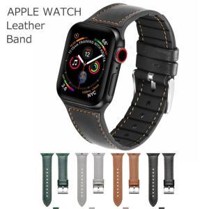 アップルウォッチ バンド ベルト apple watch 6,SE,5,4,3,2,1 レザーバンド 38 40  42mm 44mm applewatch3 applewatch4 applewatch5 ベルト メンズ レディース|pancoat