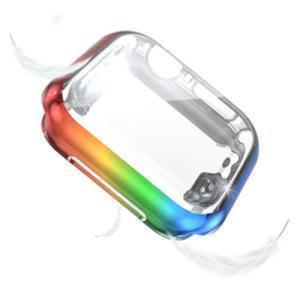 apple watch Series6/SE/Series4/Series5 40/44mm 保護ケース カバー アップルウォッチ|pancoat