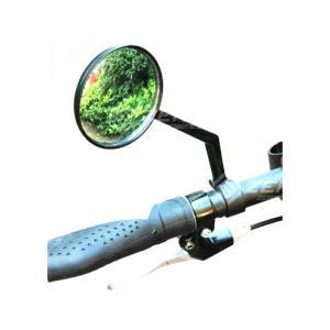 360度回転 自転車 バックミラー サイドミラー ハンドルミラー pancoat