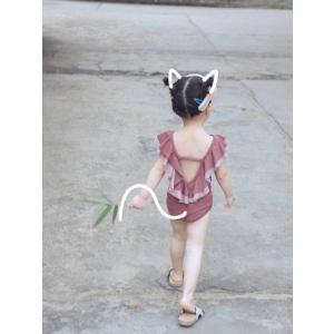 超可愛い?子供 キッズ ベビー 女児 水着 女の子 ビキニ ワンピース 海 川 プール yz324