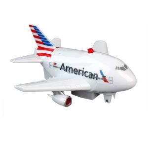 DARON/ダロン プルバック ライト&サウンド アメリカン エアラインズ 新塗装 TT329-1|b03|pandafamily