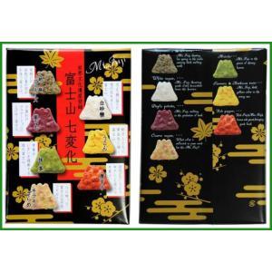 埼玉の名産 草加せんべい 富士山七変化30枚入×6箱セット|b03|pandafamily